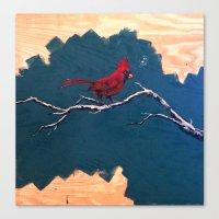 Cheep Canvas Print