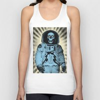 Punk Space Kook Unisex Tank Top