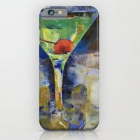 Summer Breeze Martini iPhone 6 Slim Case