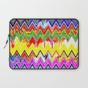 Waves of Colour Laptop Sleeve