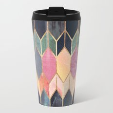Stained Glass 3 Travel Mug
