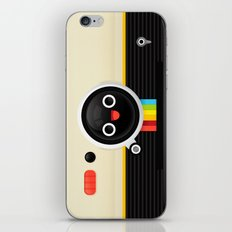 チーズ iPhone & iPod Skin