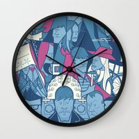 Eternal Sunshine of the Spotless Mind Wall Clock