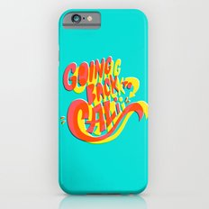 Going Back To Cali iPhone 6 Slim Case