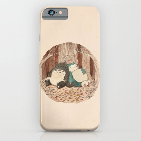 Best Friends Forevah iPhone & iPod Case