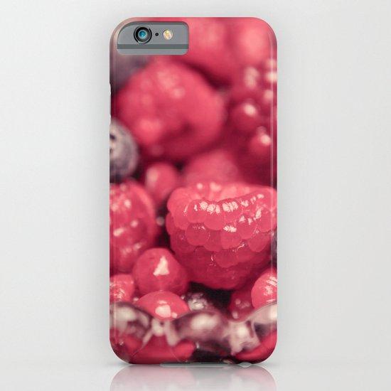 Sweet Berries iPhone & iPod Case