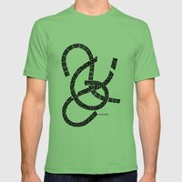 - Lovers - Mens Fitted Tee Grass SMALL