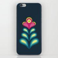 Betty's Garden iPhone & iPod Skin