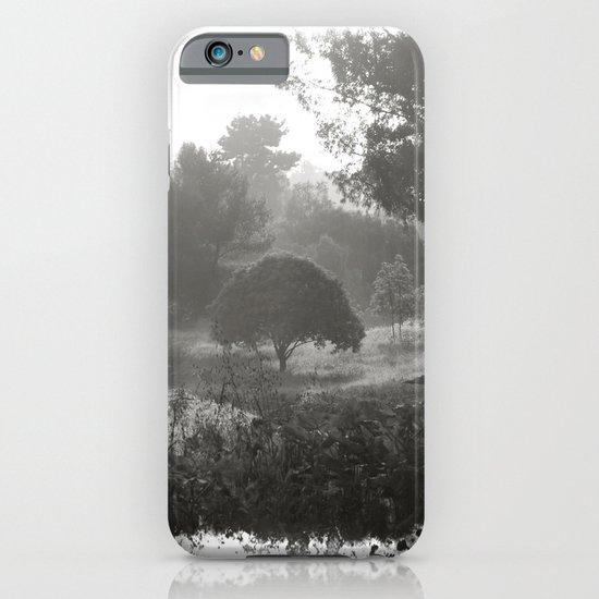 Foggy Path iPhone & iPod Case