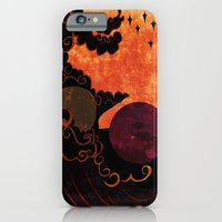 iPhone & iPod Case featuring Muse of Astronomy  by Anthony Akanbi