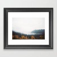 Lewiston  Framed Art Print