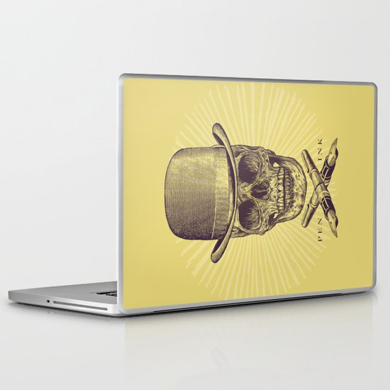 Dead Artist Laptop & iPad Skin