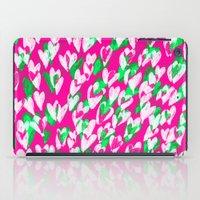 Love hearts iPad Case