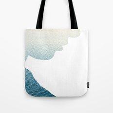 I Am an Ocean Tote Bag