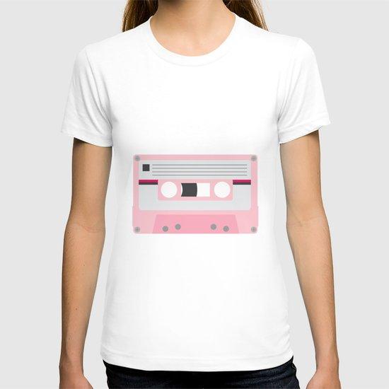 #52 Cassette Tape T-shirt