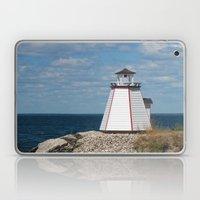 Island Lighthouse Laptop & iPad Skin