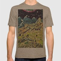 Layers Mens Fitted Tee Tri-Coffee SMALL