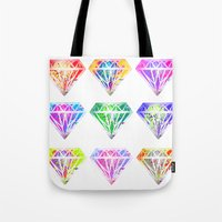 Dyemonds Tote Bag