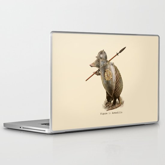 Armadillo (option) Laptop & iPad Skin