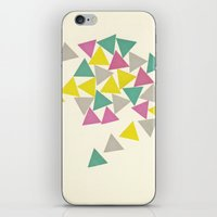 Order Within Chaos iPhone & iPod Skin