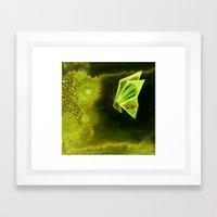 Butterfly Origami 2 Framed Art Print