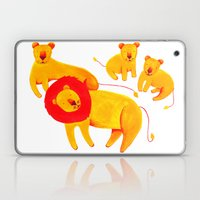 Lion Family Laptop & iPad Skin