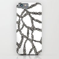 iPhone & iPod Case featuring Intersections by silb_ck