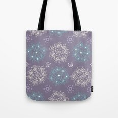 Lilac Clusters Tote Bag