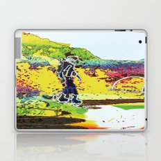 Snow Boarding Laptop & iPad Skin