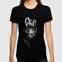 Ghost Womens Fitted Tee Black SMALL