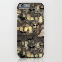Haunted Castle iPhone 6 Slim Case