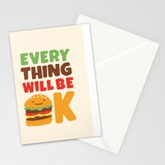 Feed Your Feelings Stationery Cards
