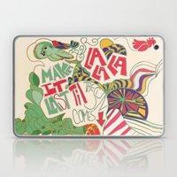 Make It Last Laptop & iPad Skin