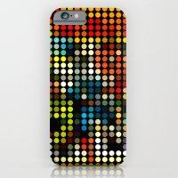 iPhone & iPod Case featuring Comic II by Triplea