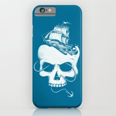 Sailing the Dead Sea iPhone 6 Slim Case