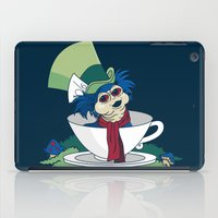 A Nice Cup Of Tea iPad Case