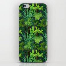 Endless Jungle iPhone & iPod Skin