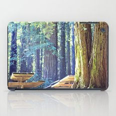 Picnic in the Woods iPad Case