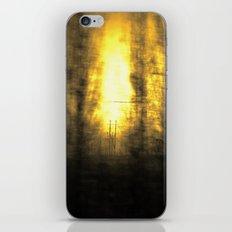 Train View iPhone & iPod Skin