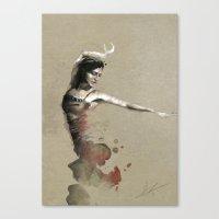 [I.Ortega] Canvas Print