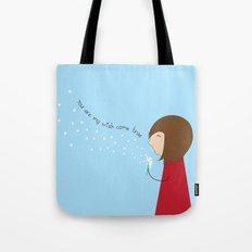 Wish Come True Tote Bag