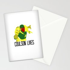 Agent Coulson, My One Good Eye. Stationery Cards