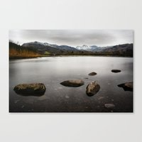 Elterwater, Lake Distric… Canvas Print