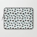 Dog pattern Laptop Sleeve