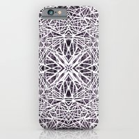 iPhone & iPod Case featuring Black and white by Claudia Owen