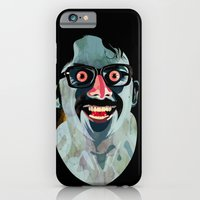 iPhone & iPod Case featuring Portrait of Alonso Quijada by Alvaro Tapia Hidalgo