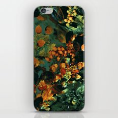 Autumn Nights iPhone & iPod Skin