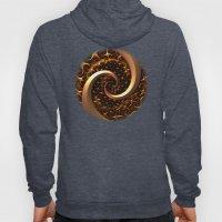 Golden Spirals Hoody