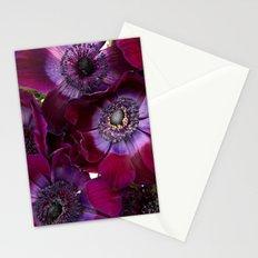 Anemone Coronaria Stationery Cards