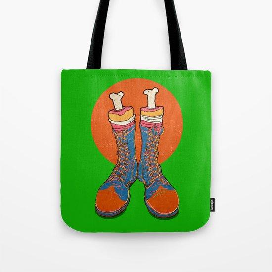 Coulrophobia (Clown Phobia) Tote Bag